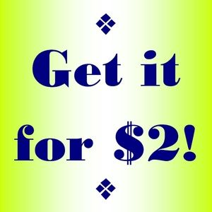 *Get it for💲2* Deal!
